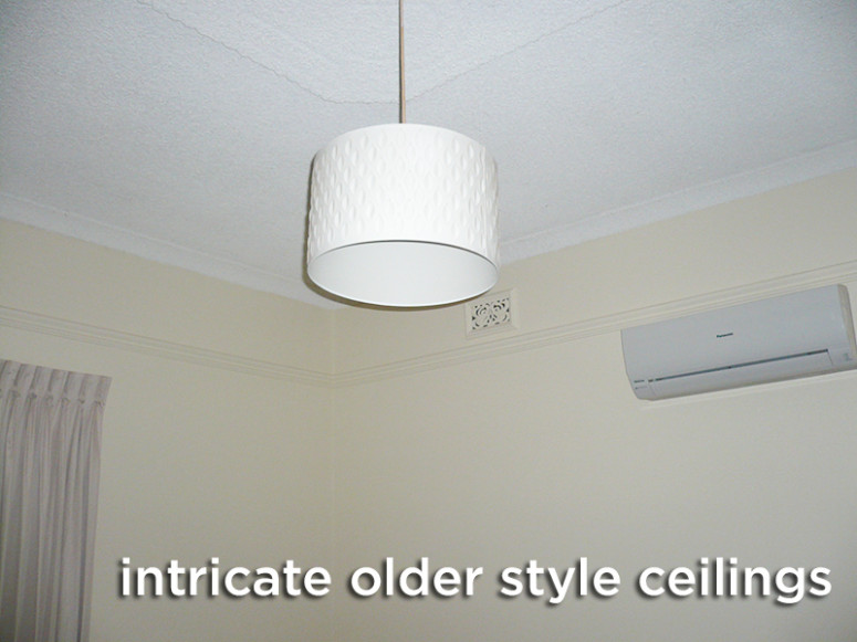 repair ceilings perth