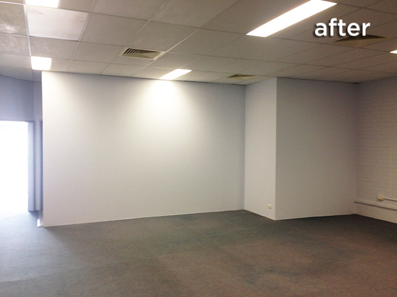 office fit out perth