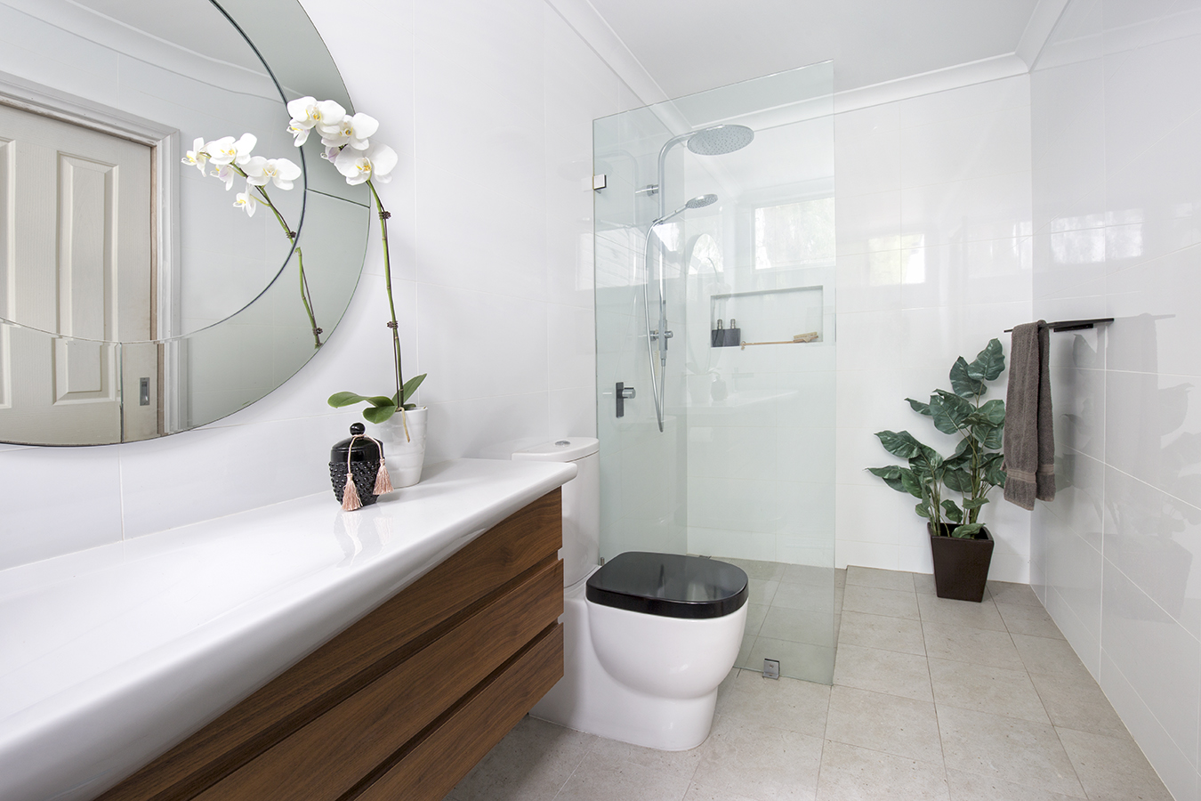 Bathroom renovations perth kps interiors for Bathroom renovations